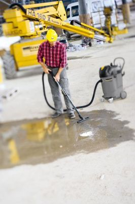 Водопылесос Karcher NT 45/1 Tact Te